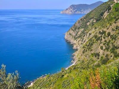 La costa delle 5 Terre