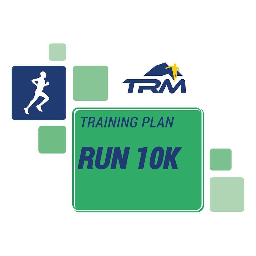 TRM Training Plan Run 10k - Trail Running Movement