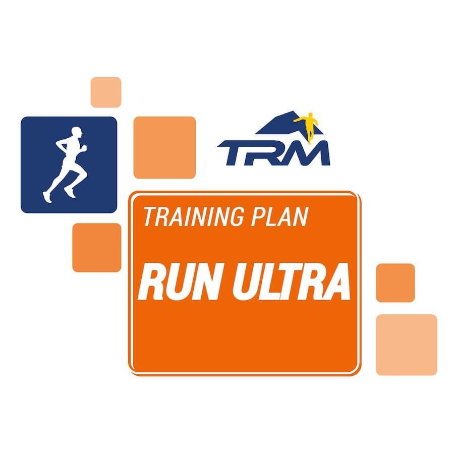 TRM Training Plan Run Ultra - Trail Running Movement