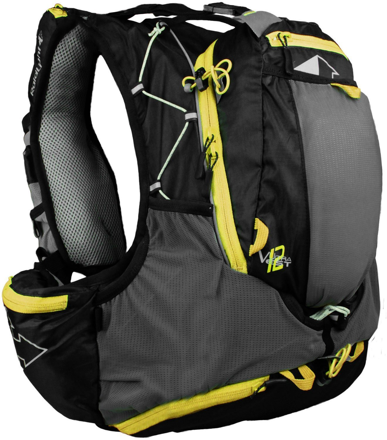 cf8121ff0e RaidLight Ultra Vest Olmo 12L Hydration Pack - Trail Running ...