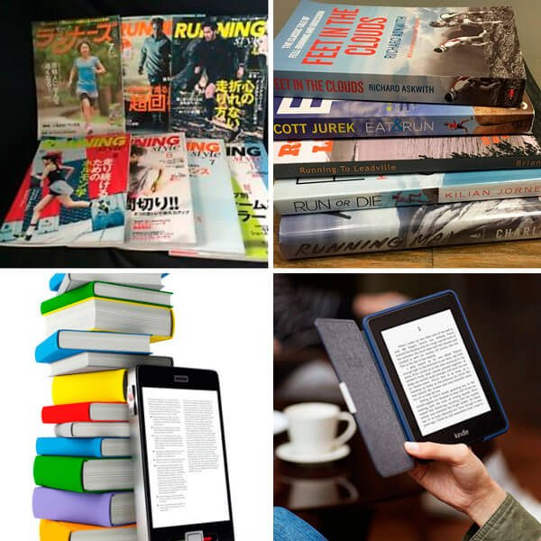 Ebook, Libri, Magazine