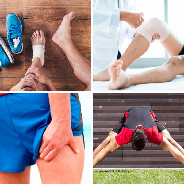 Injuries & Physioterapy