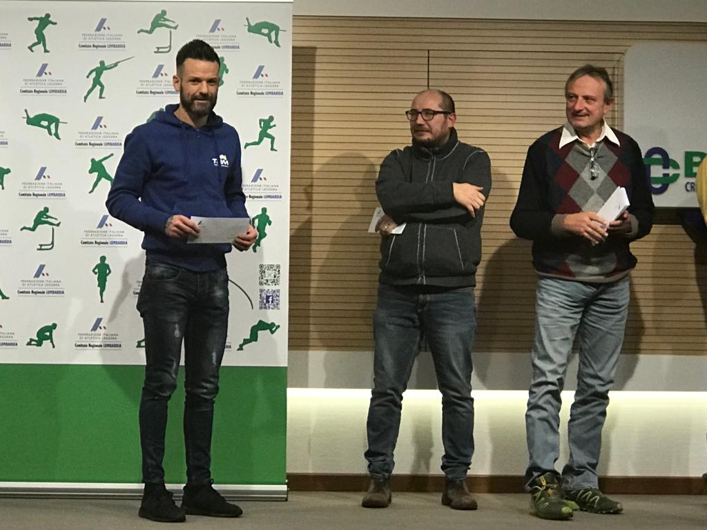 TRM TEAM, I RISULTATI DEL WEEKEND: 8 FINISHER, 2 PODI, 1 PREMIO FIDAL ALLA CARRIERA