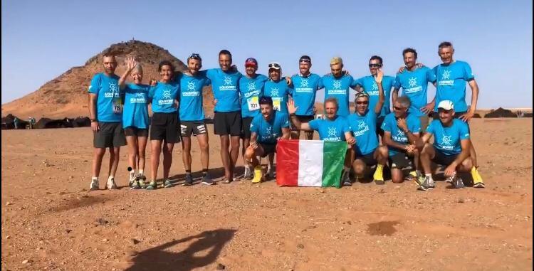 ALLENARSI A CORRERE NEL DESERTO – MARATHON DES SABLES 250 KM