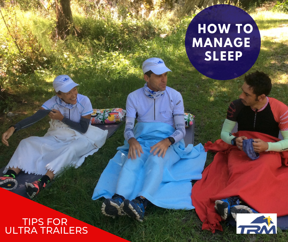 MINI-GUIDE FOR SLEEP MANAGEMENT IN ULTRA TRAIL RACES