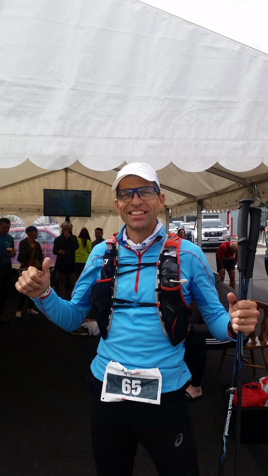 KERRY WAY ULTRA, 200KM IN SOUTH IRLAND OF MARCO MORI