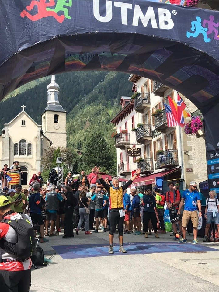 ULTRA TRAIL MONT BLANC, THE STORY OF PAOLO, HOW HE TRAINED TO HIT THE GOAL