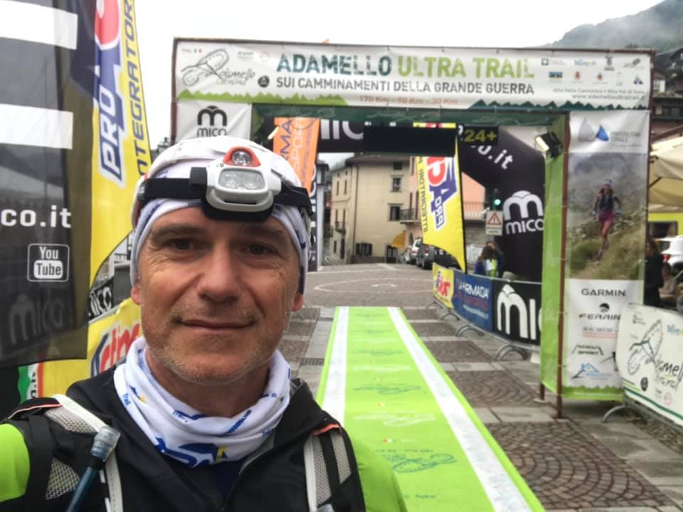 HOW TO BECOME A TRAIL RUNNER? THE STORY OF MARCO, FROM BOXING TO ULTRA TRAIL