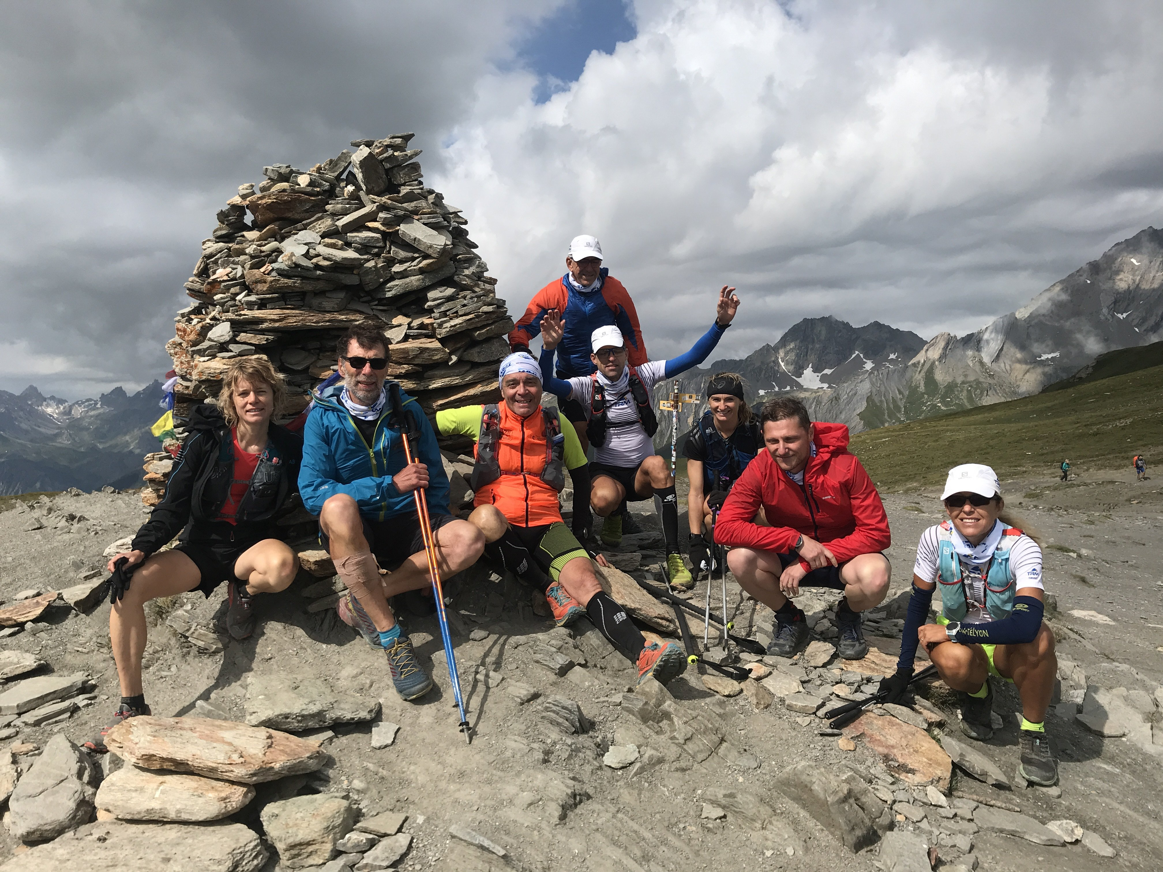 SPECIAL RACE PACKAGE FOR TRM MONT BLANC CAMP 2020 FINISHERS, 30 Jul-02 Aug
