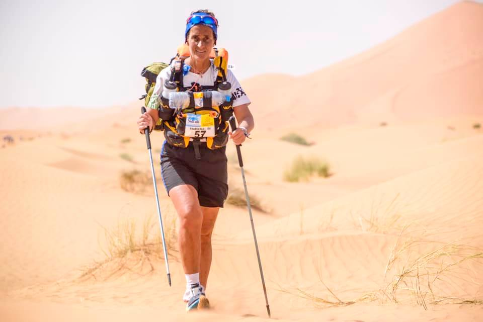 FRANCESCA BILLI AND HER SPECIAL RELATIONSHIP WITH TRAIL RUNNING