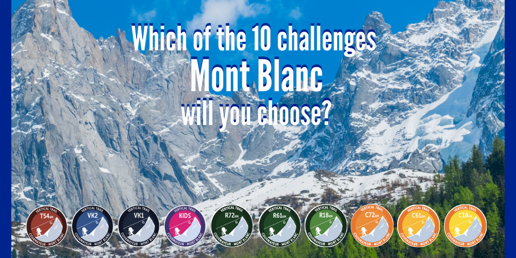 MONT BLANC 12 RACES TOP EVENTS: TRM AND TRAIL MOUNTAIN TOGETHER TO LAUNCH INCREDIBLE CHALLENGES