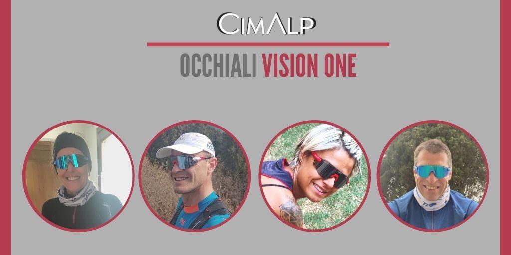 OCCHIALI PERSONALIZZAZIBILI CIMALP VISION ONE
